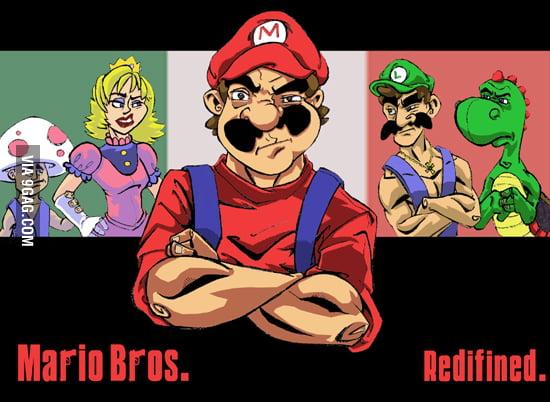 Mafia Bros