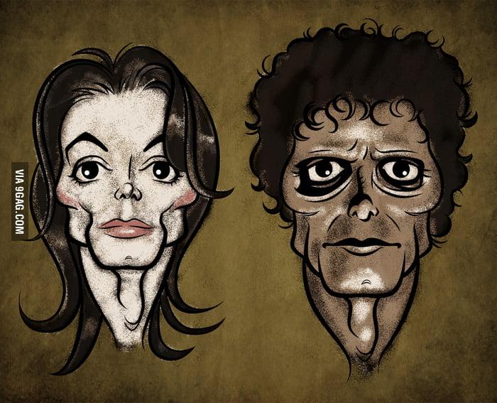 Michael Jackson: Now & Then
