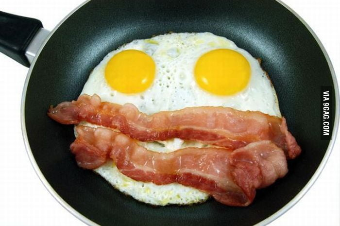 Breakfast Face