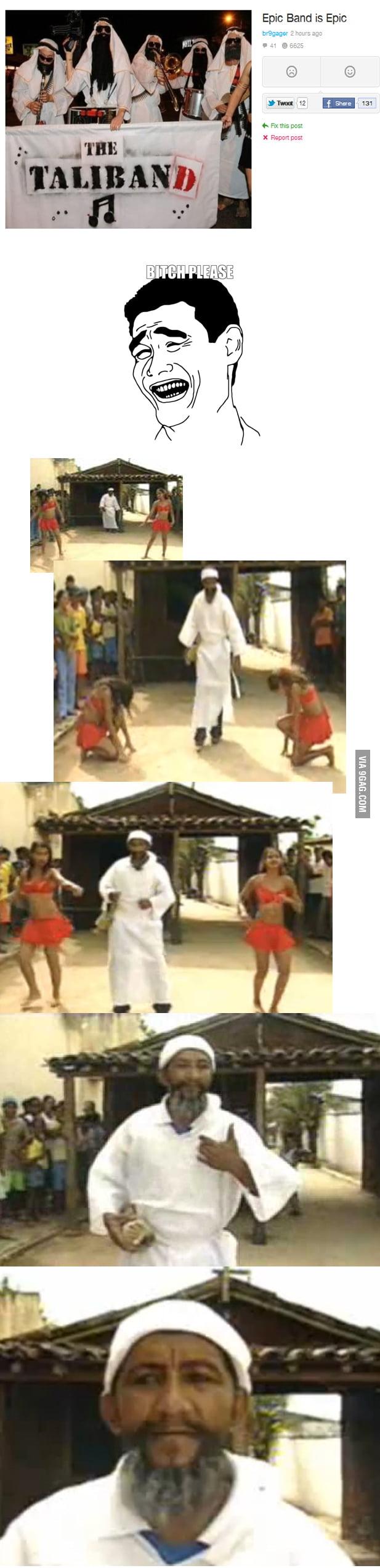 Bin Laden do Brega