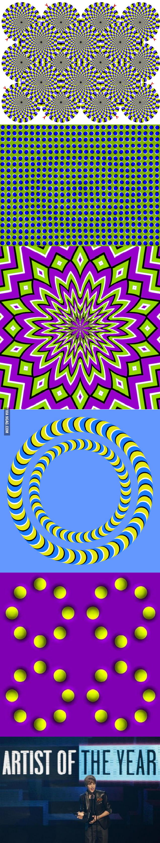 Just some Optical Illusions