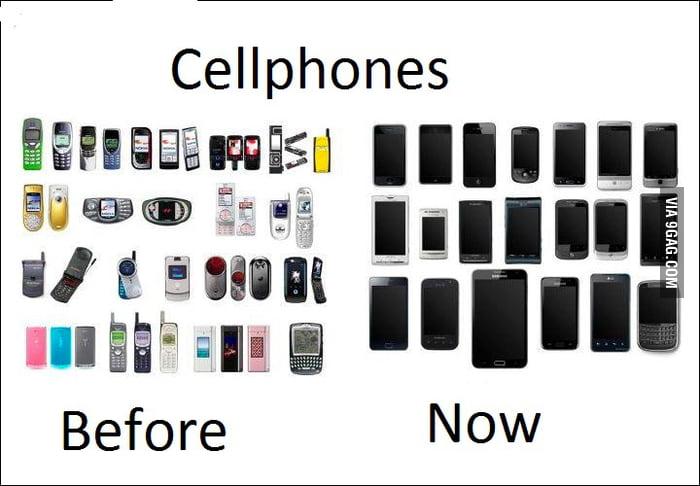 Cellphones - Y U No original!?