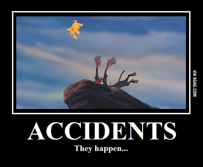 Fly, Simba! Be Free!