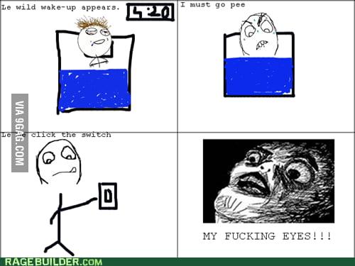 Happens very often