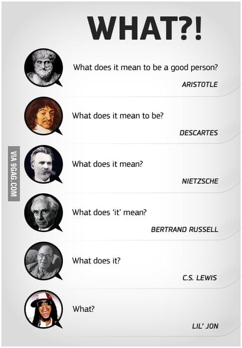 Philosophy Evolution