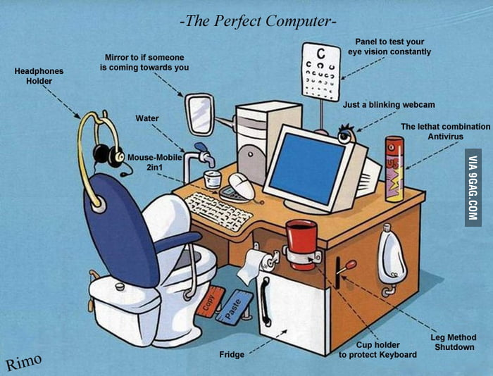 The Perfect Computer