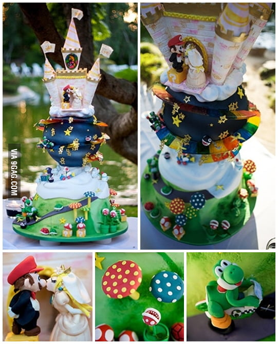 F**k rainbow cakes. This is epic.