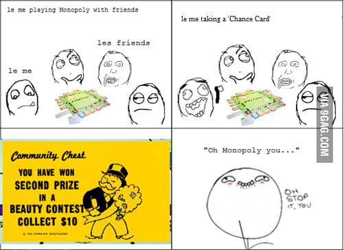Why I love Monopoly