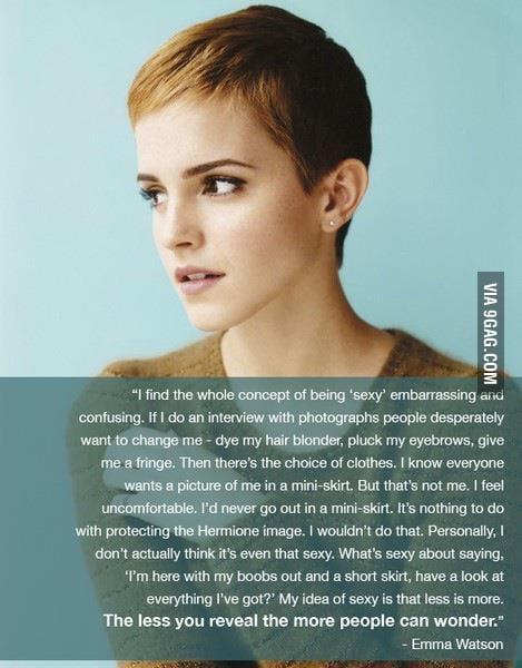 Emma Watson - Real Classy