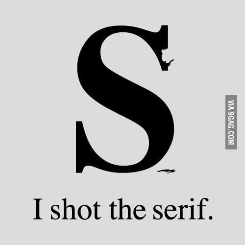 Designer joke