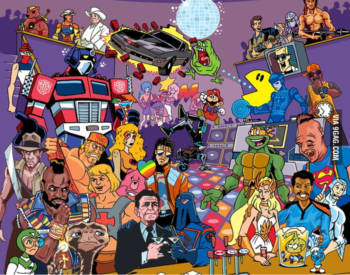 Saturday Morning Cartoons of the 80s and 90s List  Ranker