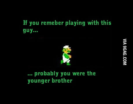 If you remember playing with this guy...