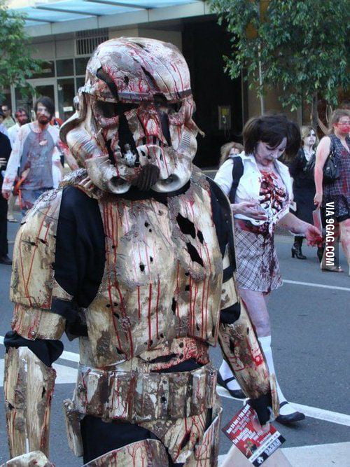 Epic Zombie Stormtrooper is Epic