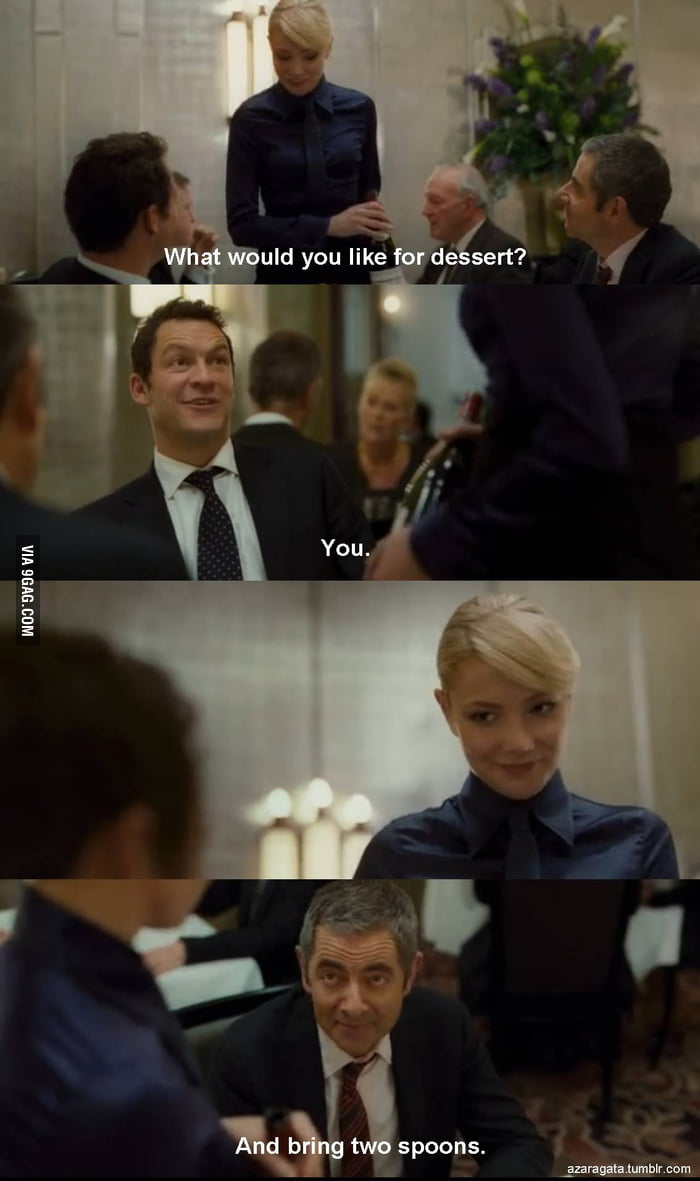 Epicness level: Johnny English