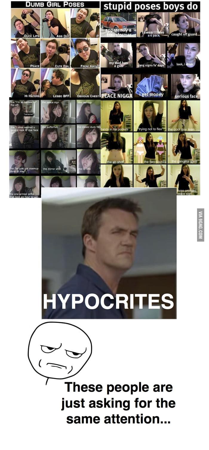 Those hypocrites