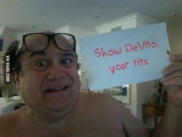 Show your titties