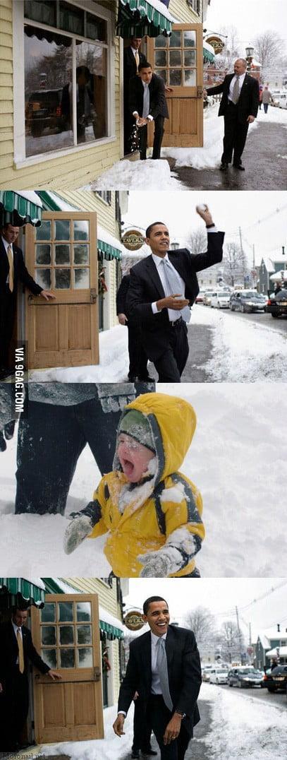Oh Mr. President!