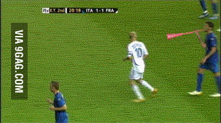 Zidane hates vuvuzela