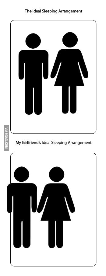 Sleeping with my girlfriend