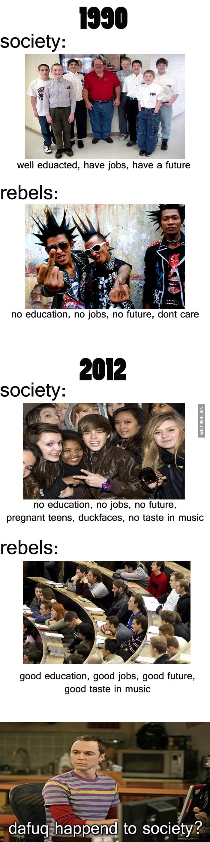 Scumbag society