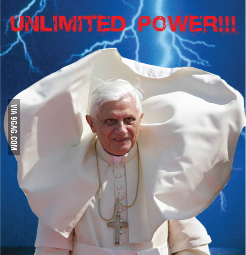 Darth Sidious Pope 9gag