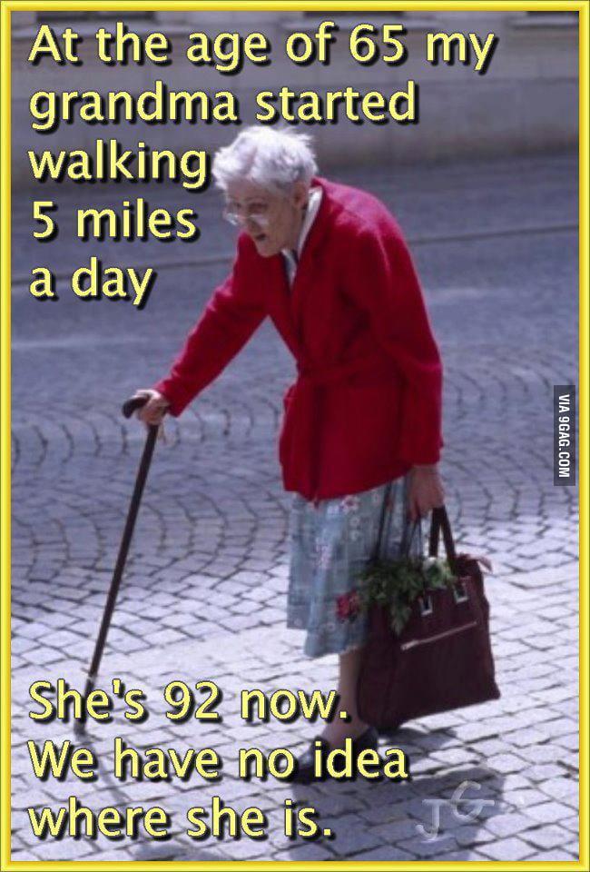 Just granny pics
