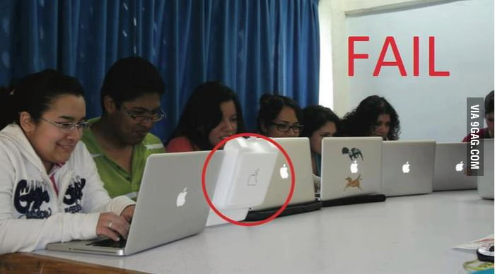 APPLE FAIL
