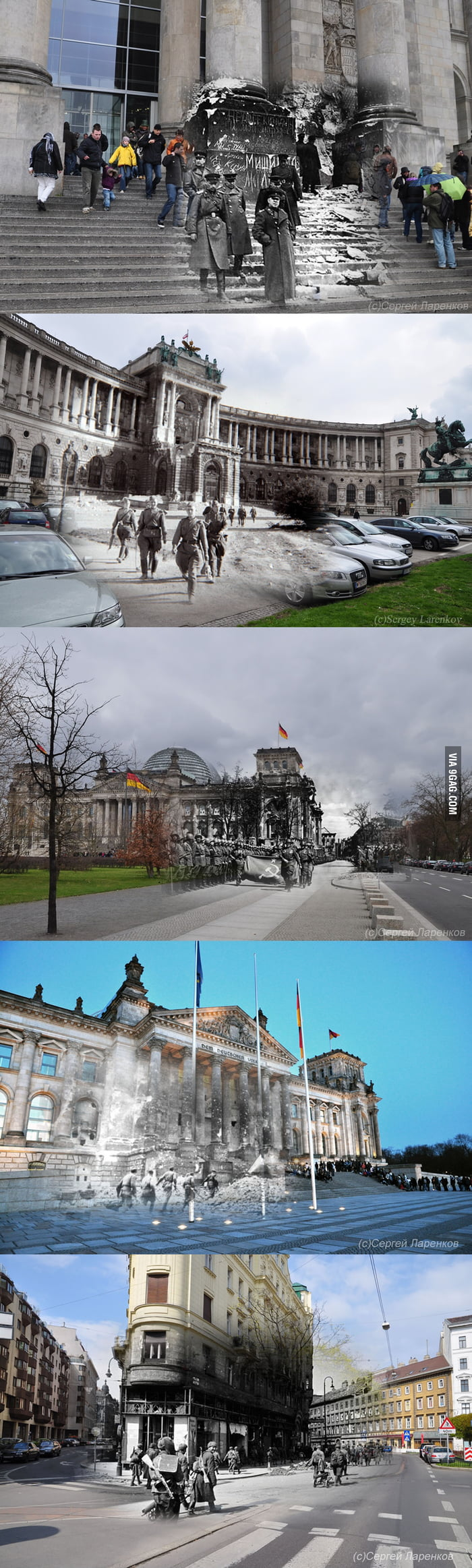 From 1945 to 2010