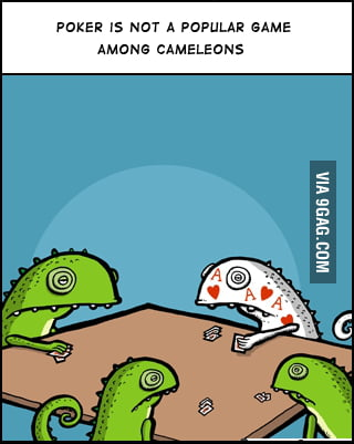 Cameleon poker