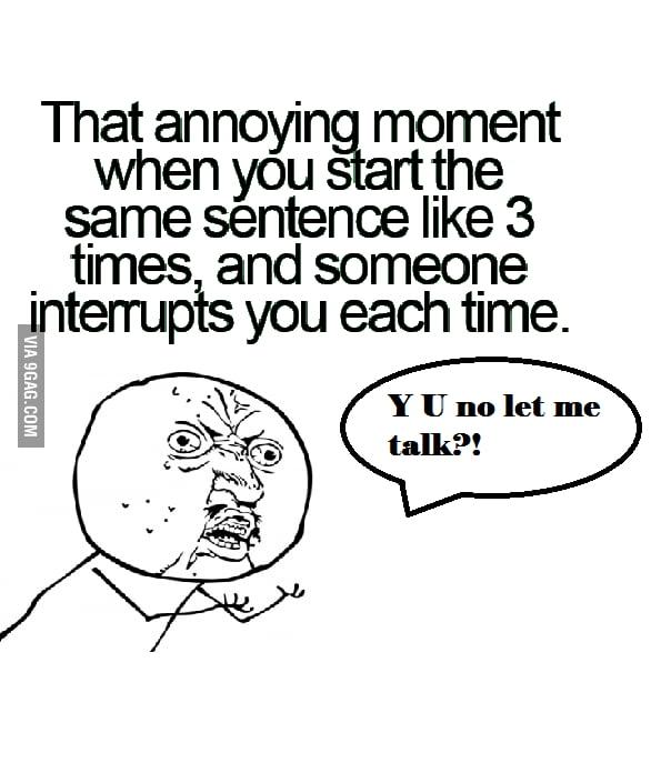 Damn you! Why?!