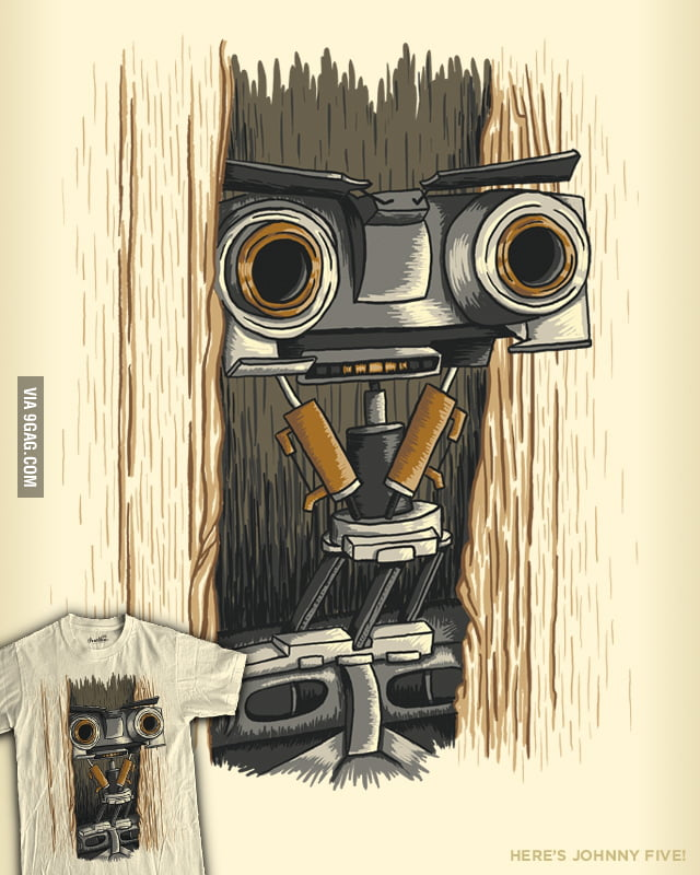 Here's Johnny 5!