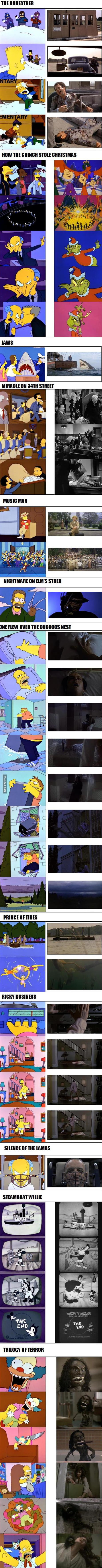 The Simpsons Movie Parodies Are F King Cool Pt 2 9gag