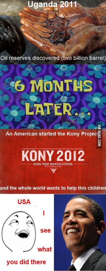 The oi.... Kony2012 Project