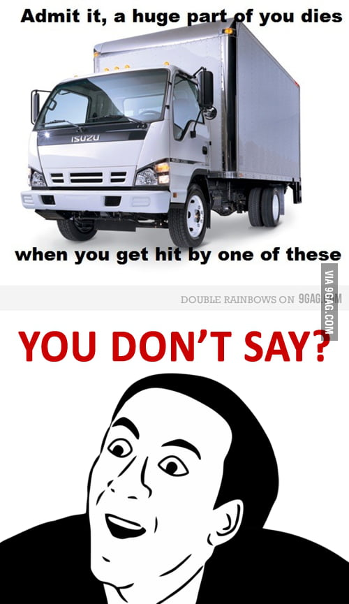 Coz little part of you dying is too mainstream... [Fixed]