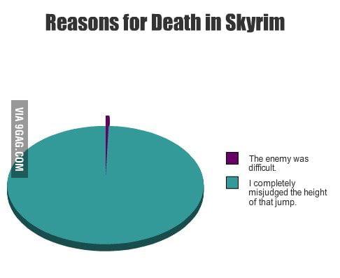 Skyrim, You So Silly