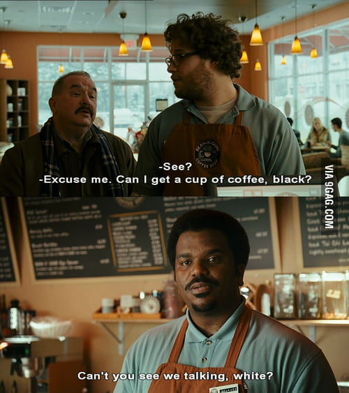 I would like some coffee...