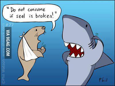 Seals...