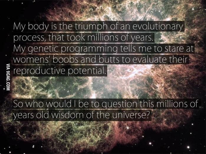 Wisdom of the Universe
