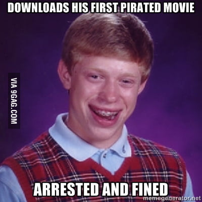 Bad Luck Brian's at it again