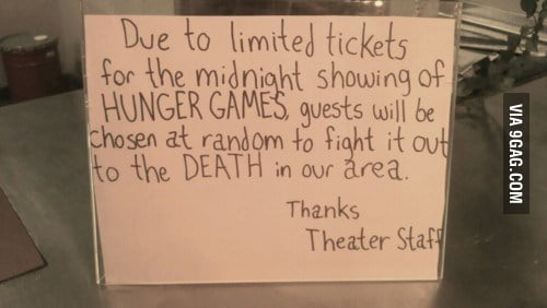 The Theater Games