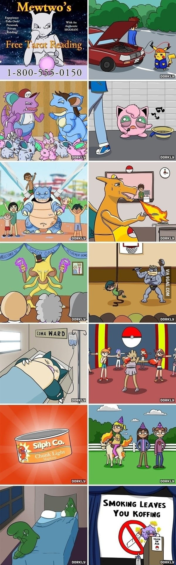 Pokemon Crisis