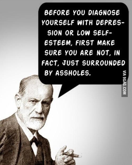 Depression....