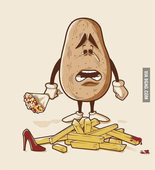 Potato..