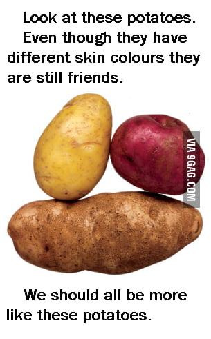 Potato 9gag