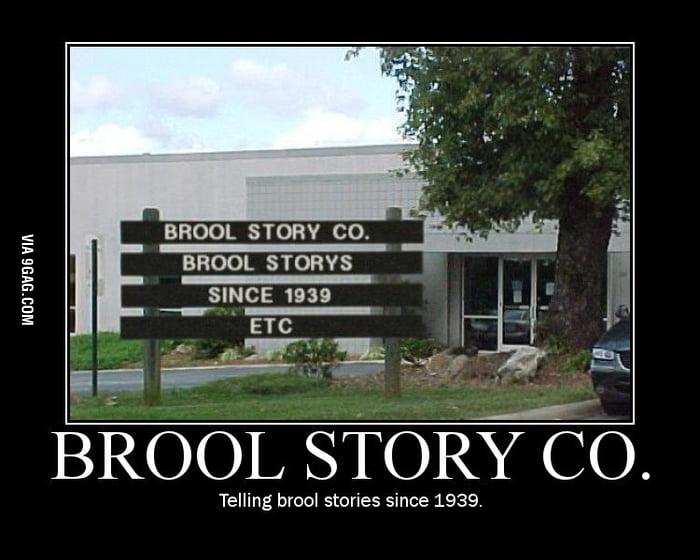 Cool story, bro.