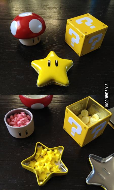 Candy lvl: Mario