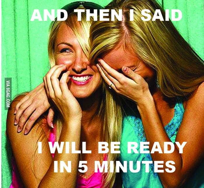 Then I said...