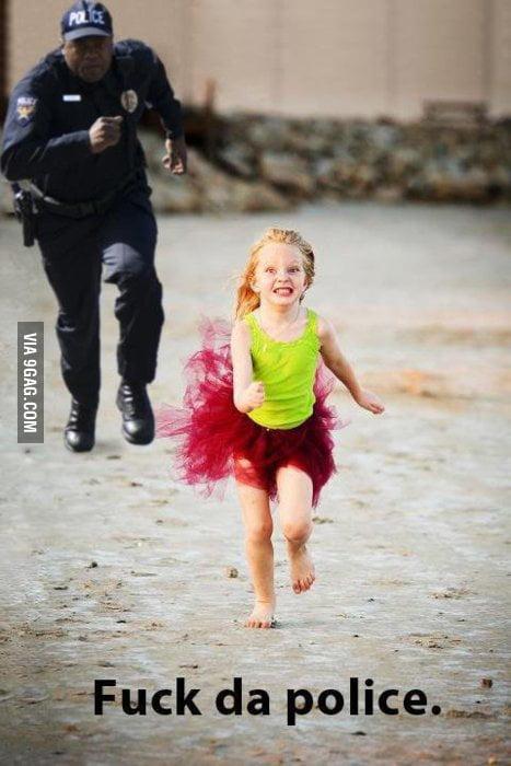 F**k da police