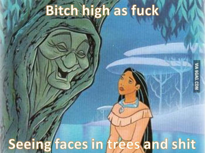 Crazy Pocahontas
