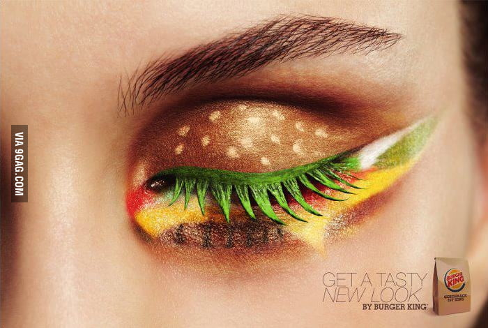 Hamburger Eyeshadow